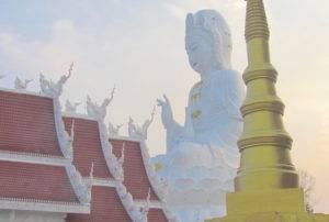 Wat Huai Pla Kang – Big Buddha Chiang Rai