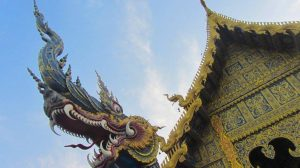 Blue Temple Chiang Rai – Wat Rong Suea Ten – 10 Super Photos