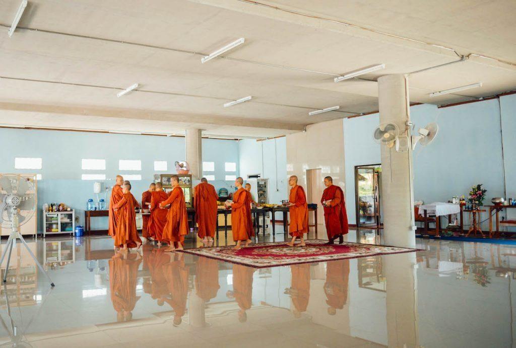 songdhammakalyani monastery