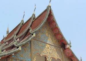 Wat Si Sai Mun Chiang Rai – The Turquoise Temple
