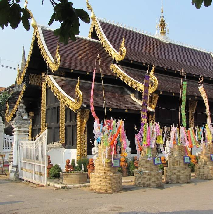 Temples of Chiang Mai - Wat Inthakin