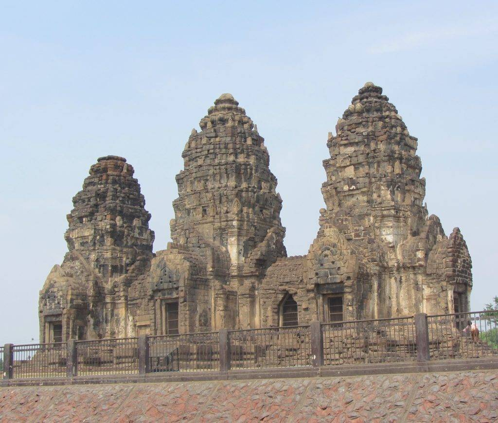 Monkey Temple Lop Buri