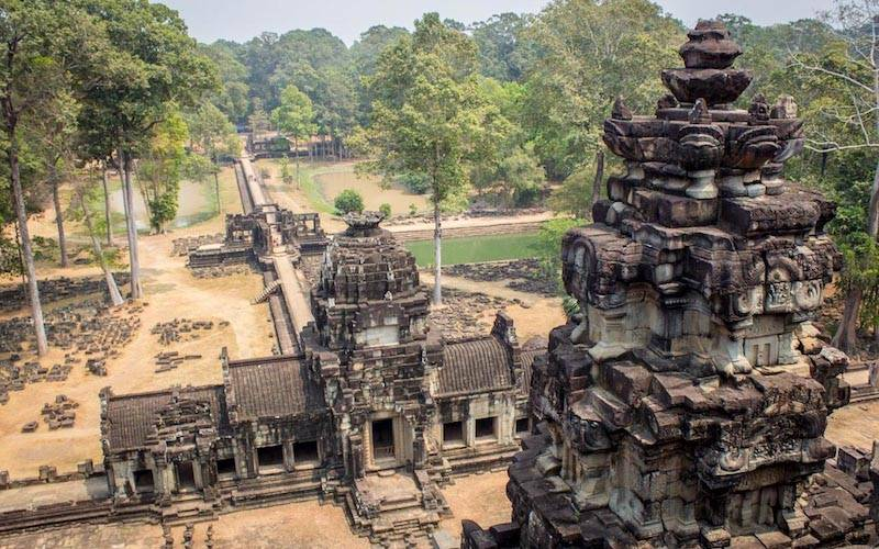 Cambodia Itinerary 4 days - Siem Reap