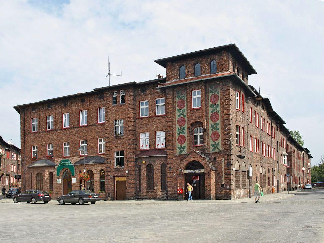 Nikiszowiec Miners Town Katowice