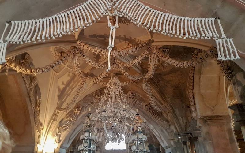 Prague Bone Church