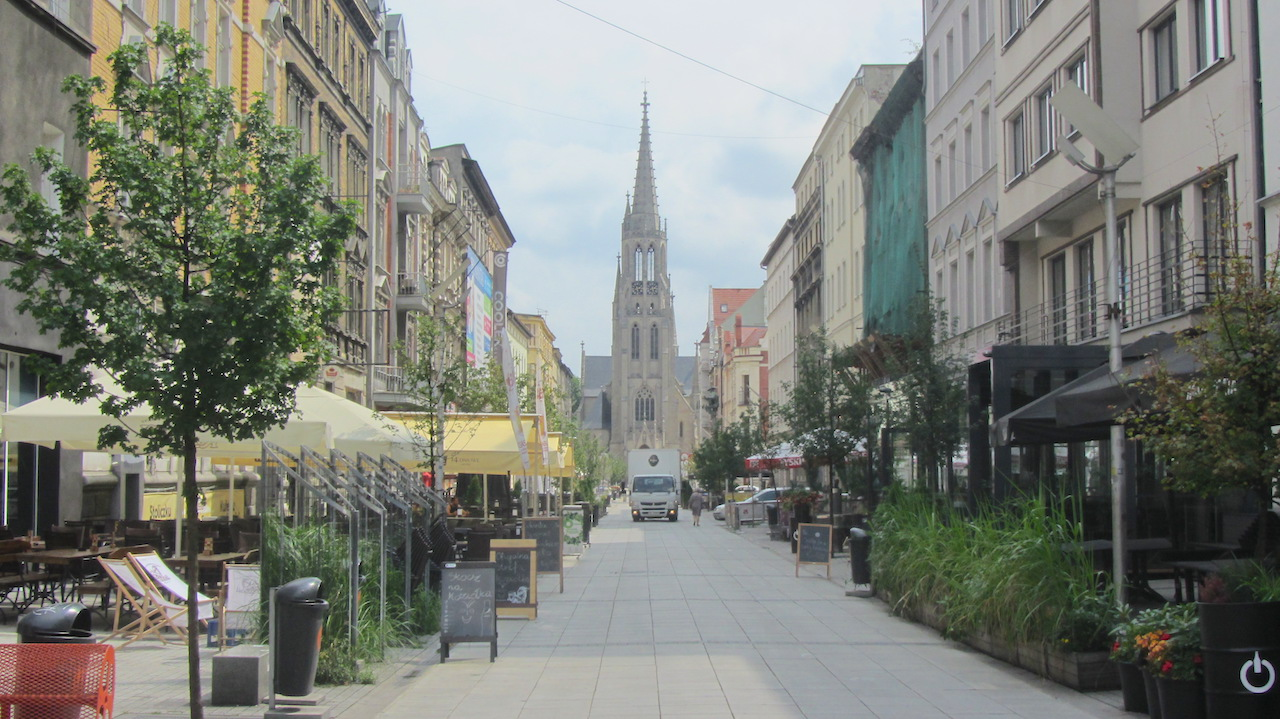 Mariacka Church Katowice