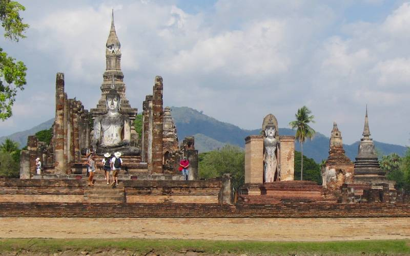 Sukhothai Historical Park – Top Ancient Temples of Thailand