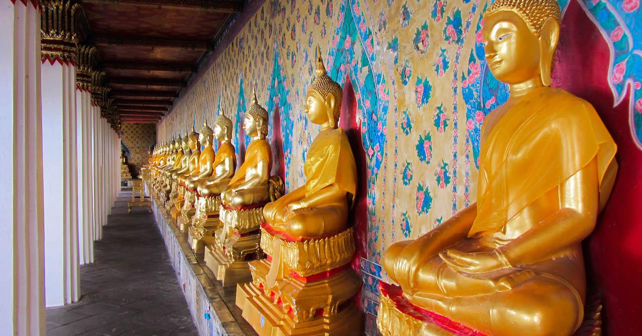 Buddhas Bangkok