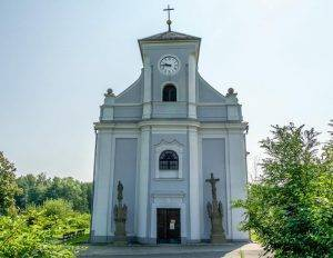 St Peter of Alcantara Church – The Leaning Church