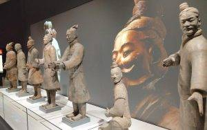 Terracotta Warriors Liverpool World Museum