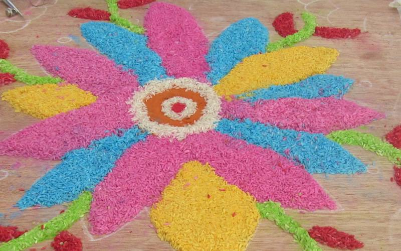 Diwali Mauritius Style – Come and Celebrate with Me!