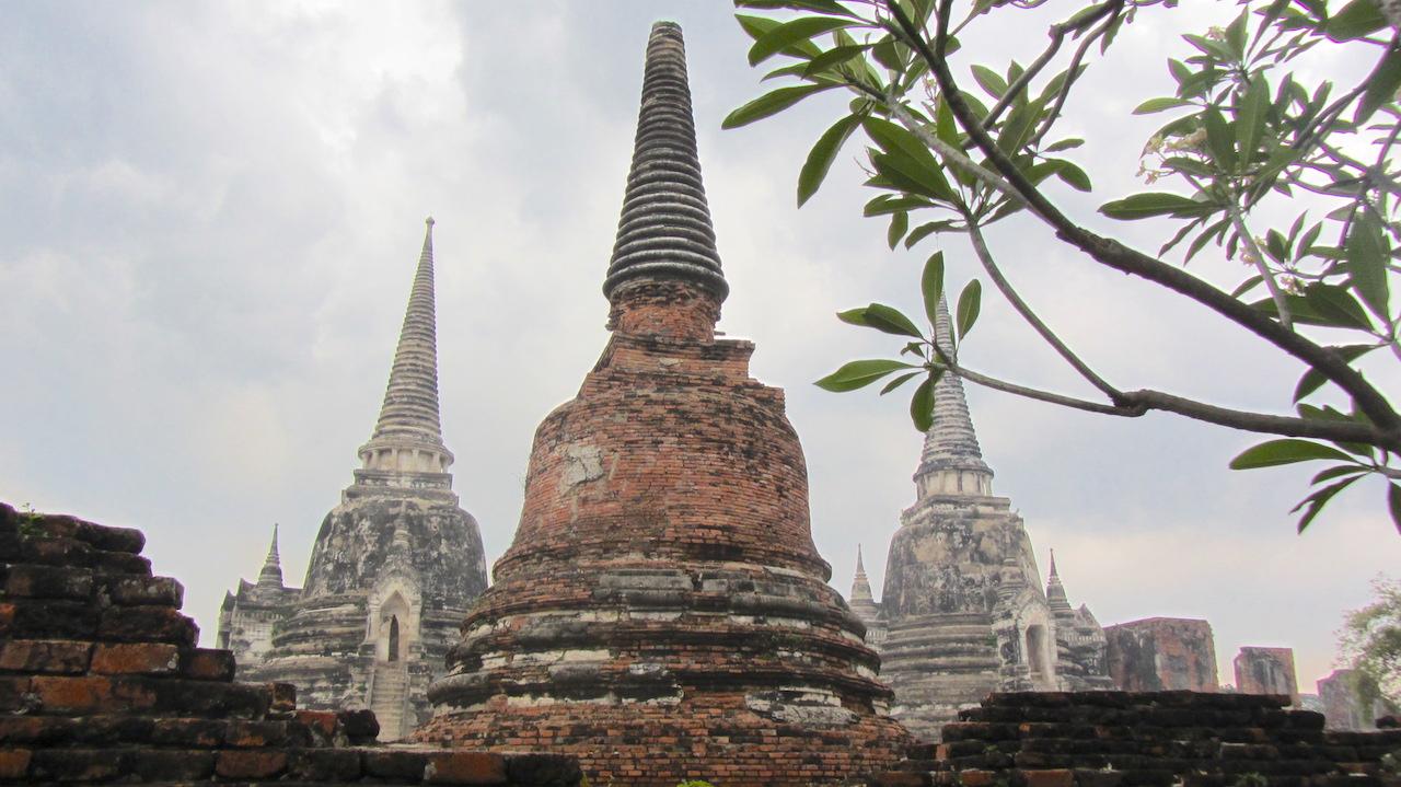 Wat Sri Sanphet Ayutthaya Historical Park