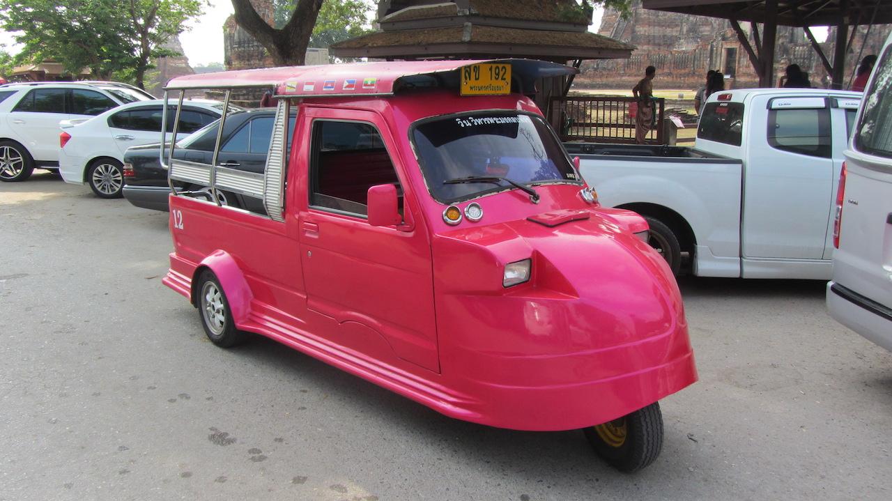 Ayutthaya Tuk-tuk