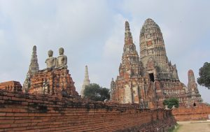 Wat Chai Wattanaram Temple, Ayutthaya