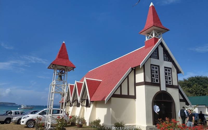 Red Roof Church Mauritius