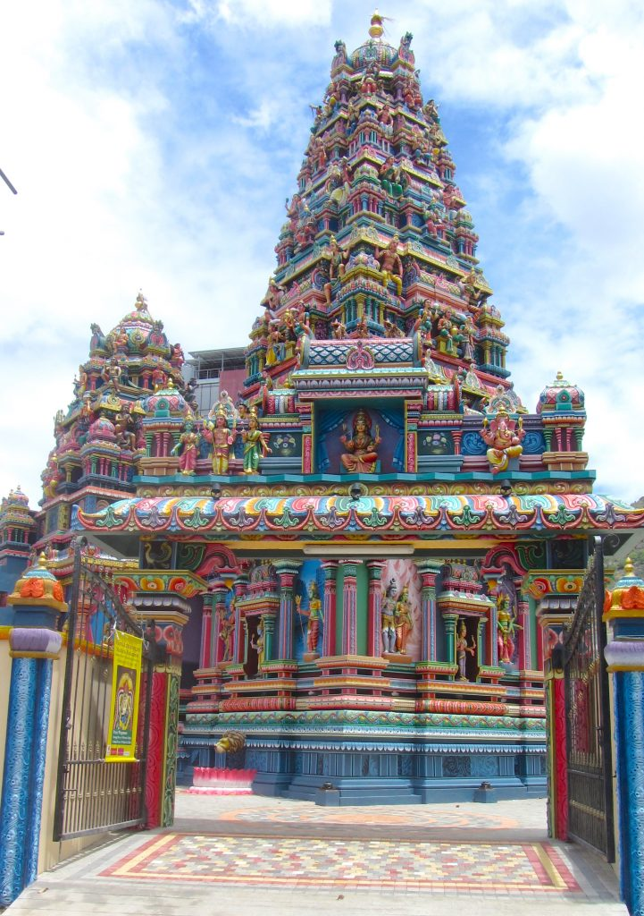 Tamil temples in Mauritius