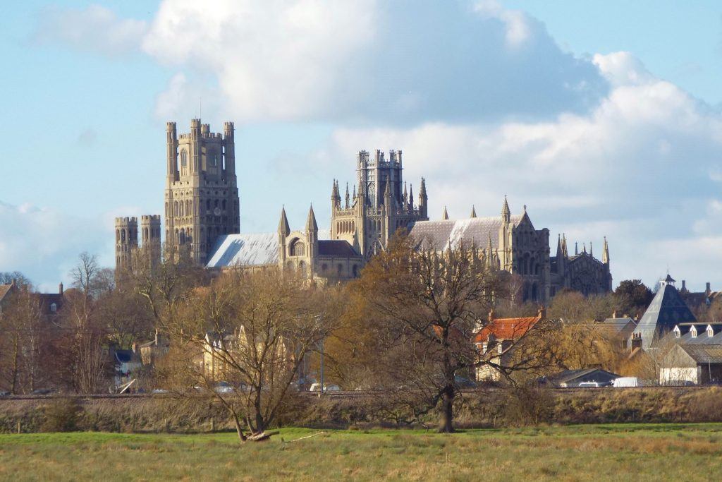 English Cathedral Cities - Ely