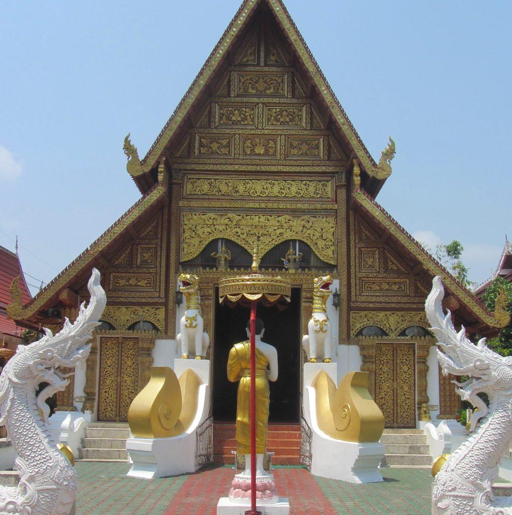 Chiang Rai Temples - Wat Phra Singh