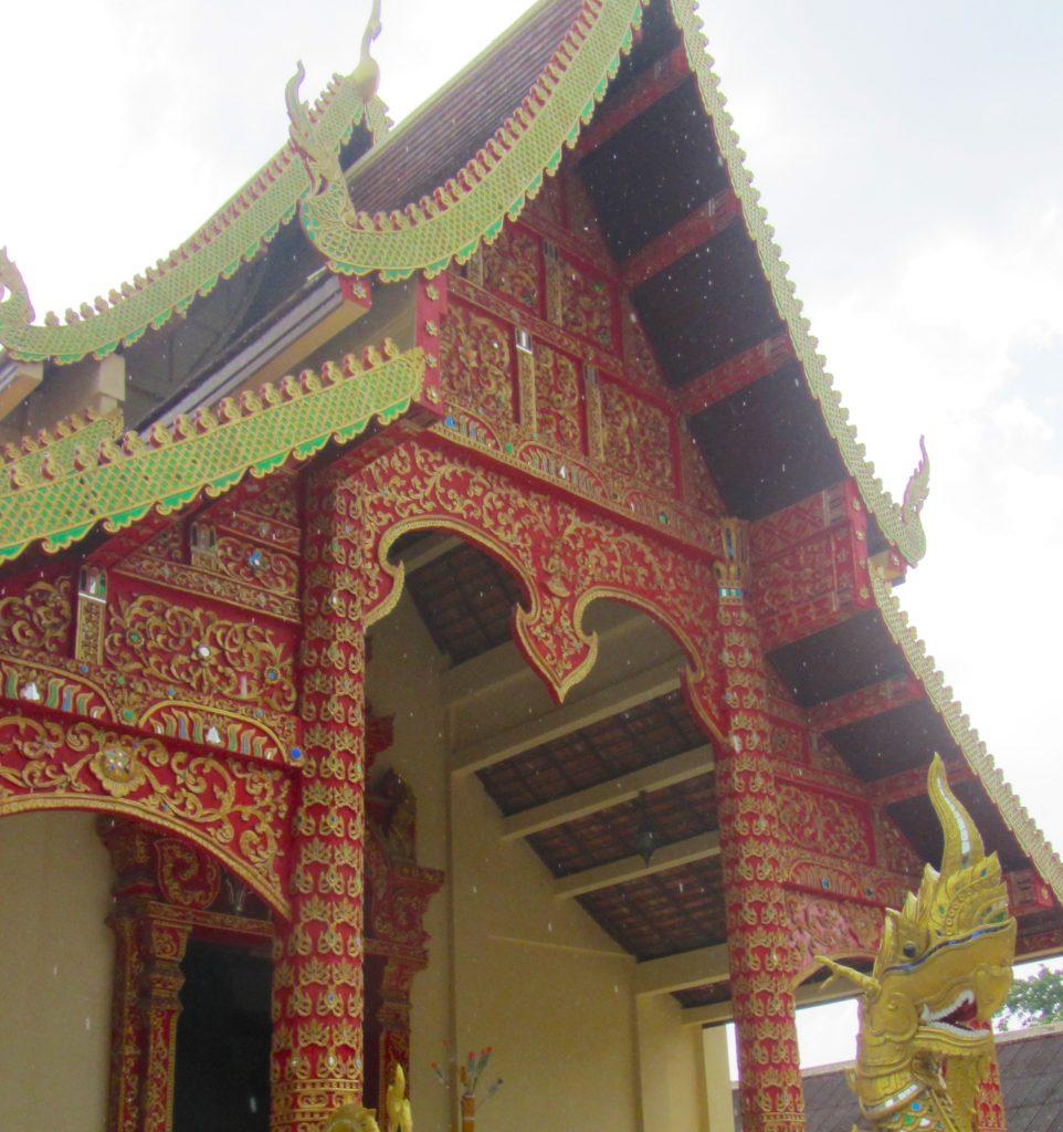 Chiang Rai Temples - Wat Doi Tong