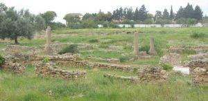 The Roman Remains of Pupput Hammamet