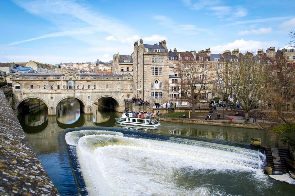 English Cathedral Cities - Bath