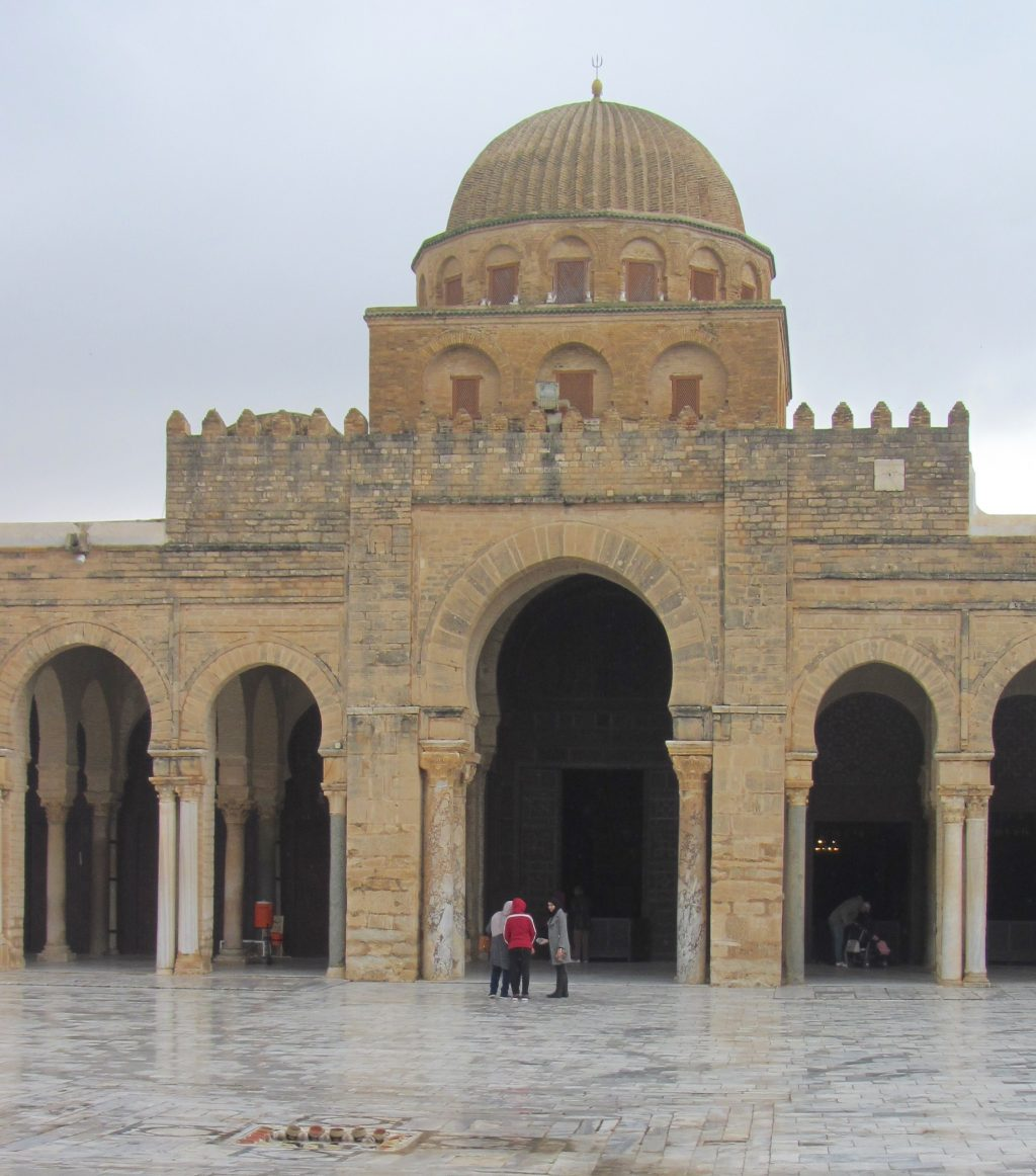 Kairouan Great Mosque