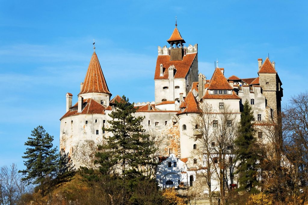 Romania Tours - Bran Castle