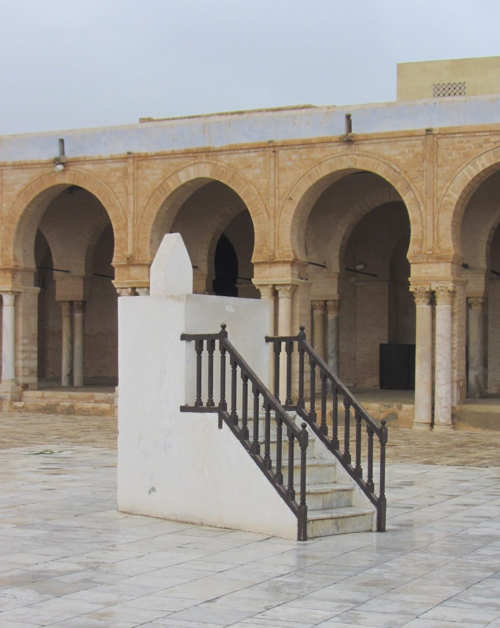 Kairouan Great Mosque Sundial