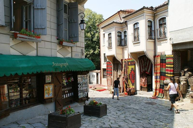 Plovdiv in Bulgaria set to be the European Capital of Culture 2019