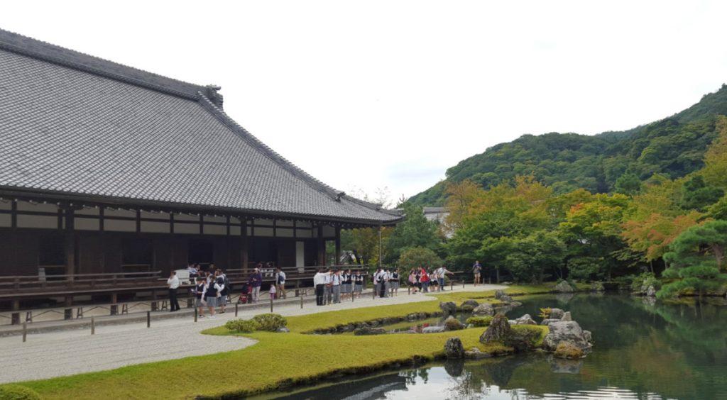 Best temples in Kyoto - Tenryuji Temple