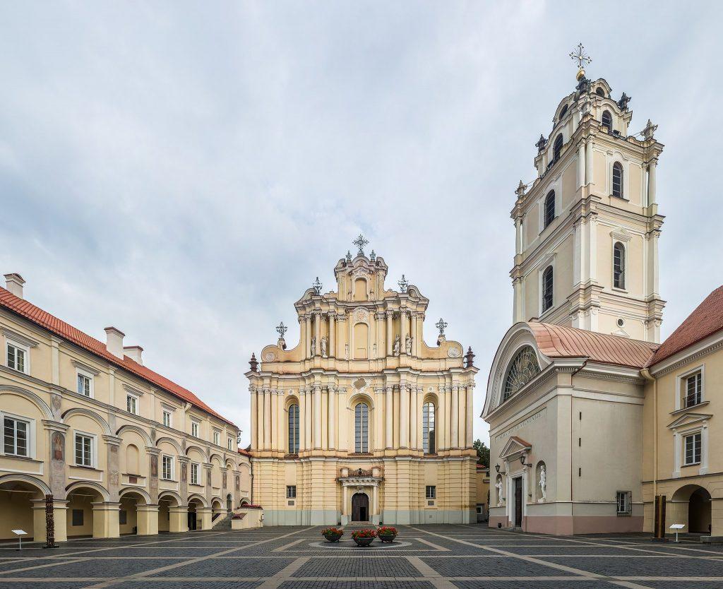 European Capitals - Vilnius Lithuania
