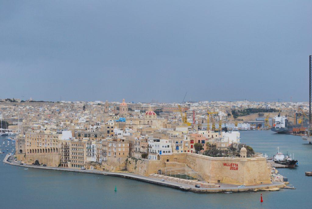 European Capitals - Valletta