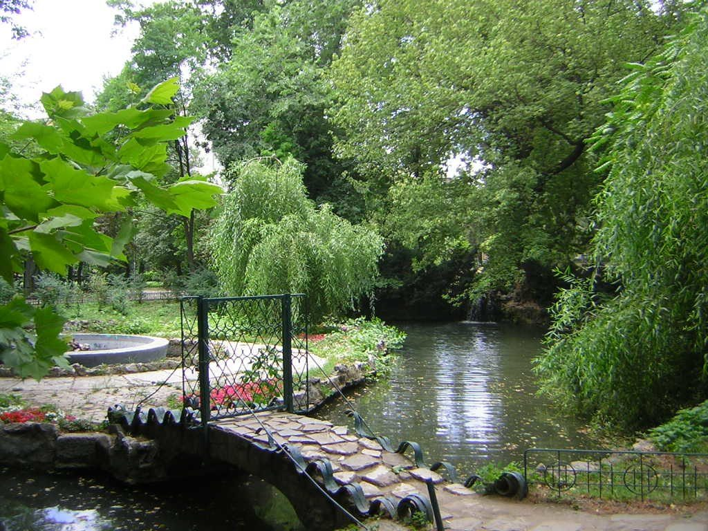 Cismigiu Garden Bucharest