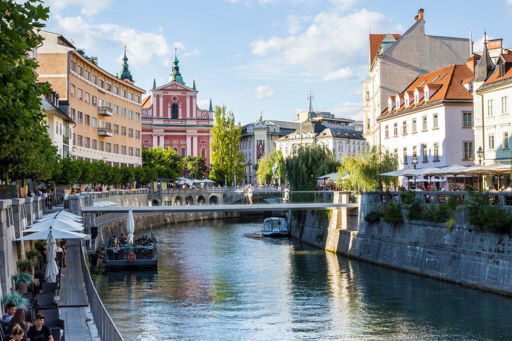 European Capitals - Lublijana