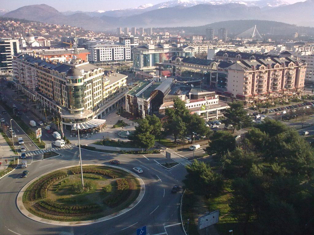 European capitals - Podgorica