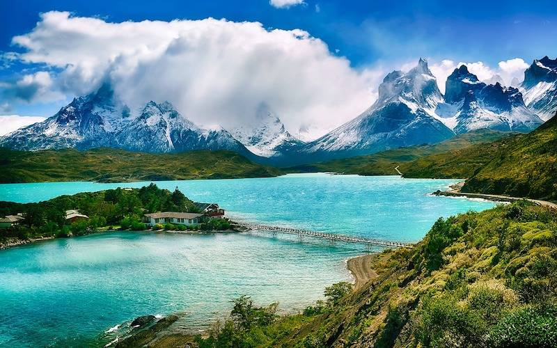 Best South American Countries to Visit - Mountain Landscape Chile