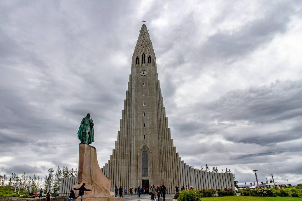 European capitals - Reykjavik