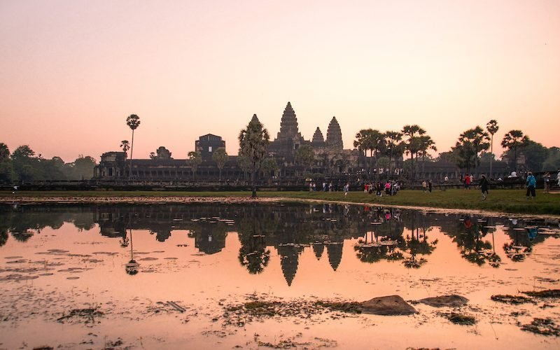 Angkor Wat by My Beach Addicition
