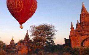 Bagan Tours and Balloon Rides