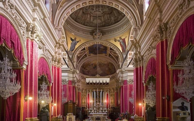 Cathedral Gozo Malta