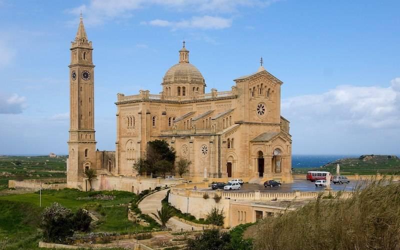 Ta Pinu Basilica Gozo Malta