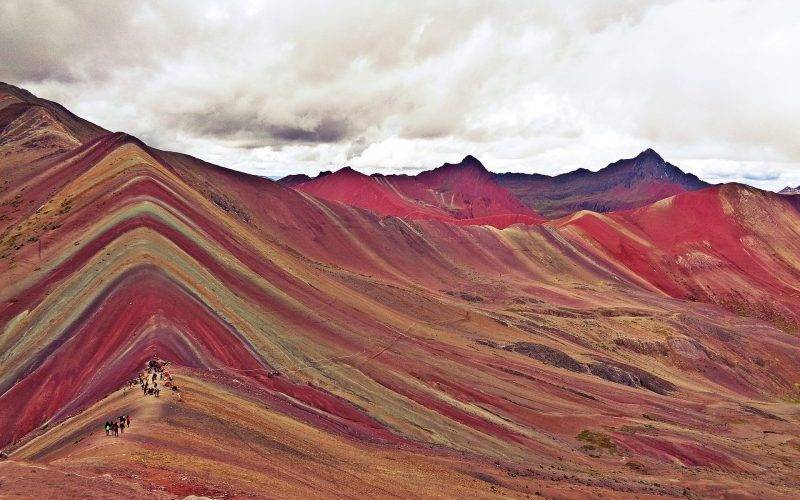 Peru Tours Vinicunca Rainbow Mountain
