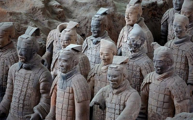 Xian Tours Terracotta Warriors