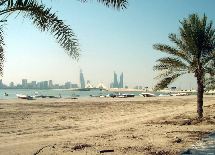 Bahrain Beach