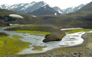 Landmannalaugar Mountains