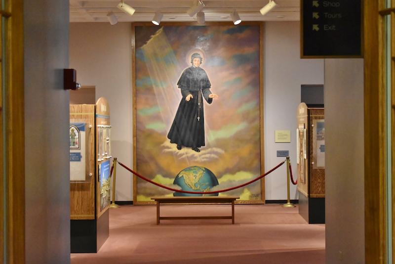 St Elizabeth Ann Seton Portrait