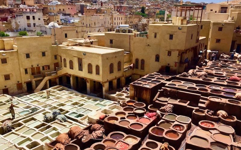 Morocco Itinerary