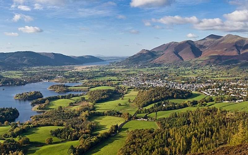 Keswick Lake District