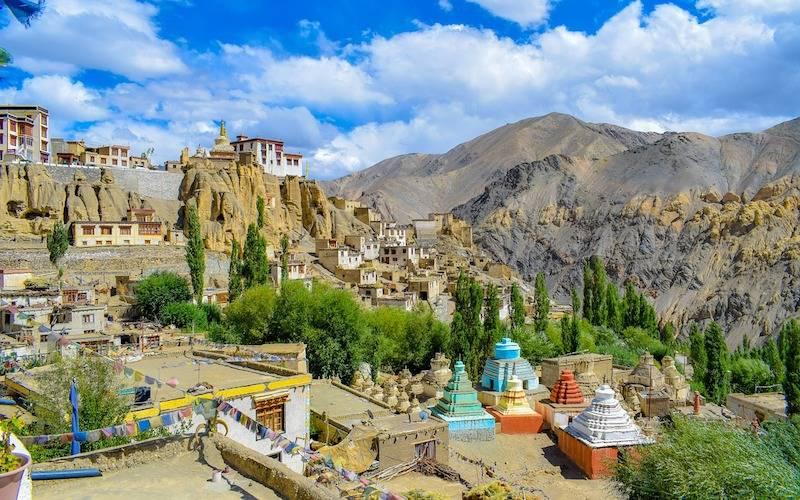 Ladakh Monasteries