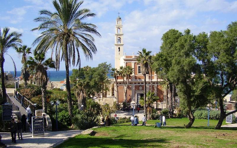 Jaffa Religious Buildings